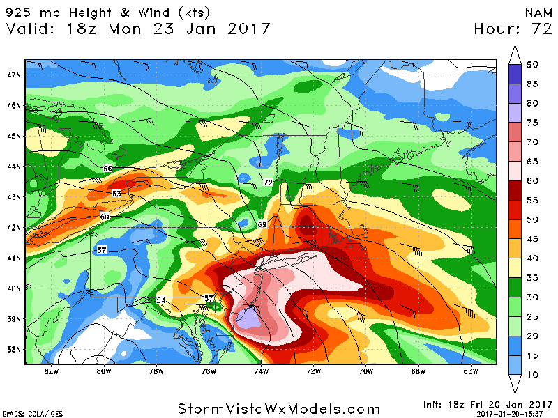 January 22nd-24th Storm Update / Discussions - Page 6 58827510