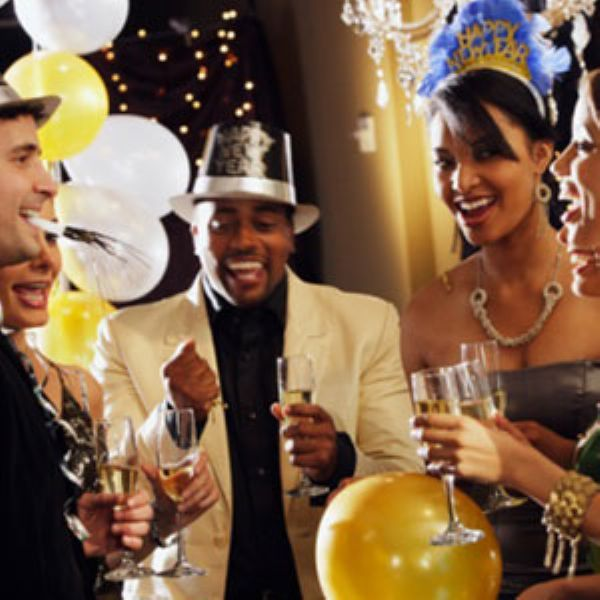 Ringing in the New Years:  It's the eve of New Year's Eve and folks are getting ready to ring in the New Year. Celebrate and Have Fun!  126410