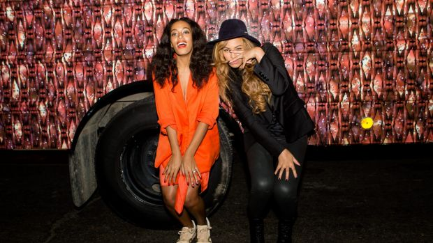 Beyoncé Carter interviewed Solange Knowles for Interview Magazine 14841010