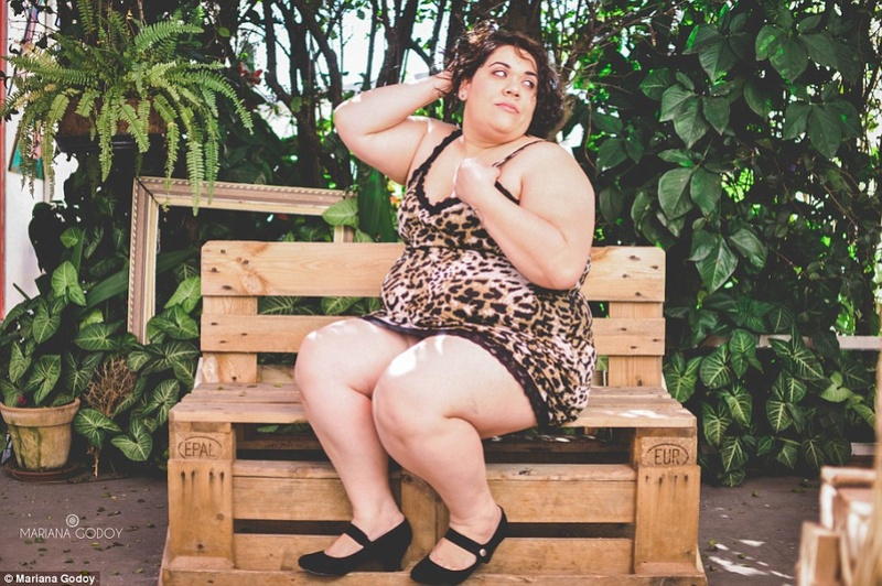 Body positive beauties bared all to celebrate their new bodies and prove you can be sexy at any size. 2b009711