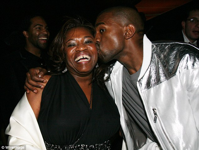 Kanye West and his mother, Donda, shared a very close bond. It came through in their public appearances together and in the music Kanye made 3ab2d110