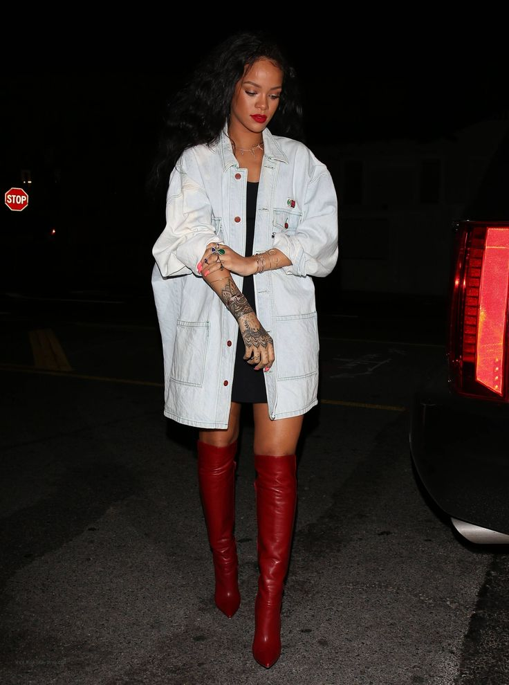 How to wear knee high boots 9d36e410