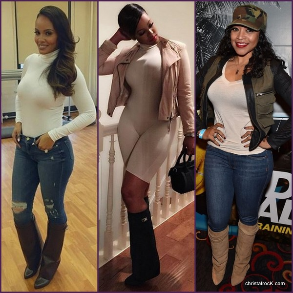 How to wear knee high boots Celebs10
