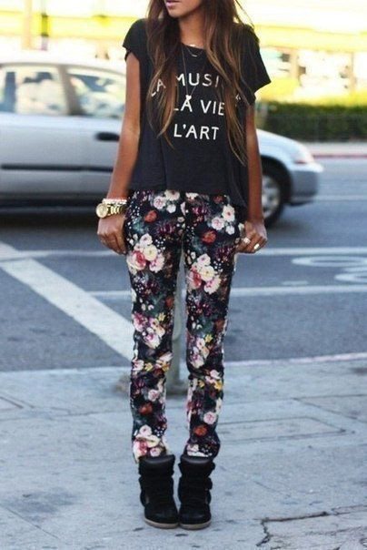 How To Wear Prints: Few Tips And Guidlines Howtow11