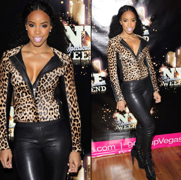 cool ways  to look  hot in leather Kelly_10