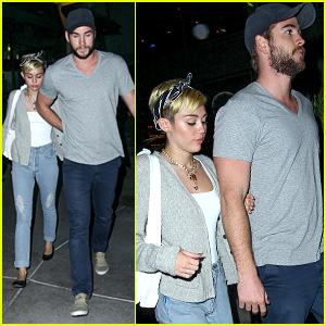 Miley Cyrus: Did Miley Cyrus wed in secret?   People are starting to speculate that Miley Cyrus and Liam Hemsworth are officially husband and wife after secretly tying the knot on New Year's Eve. Miley-10