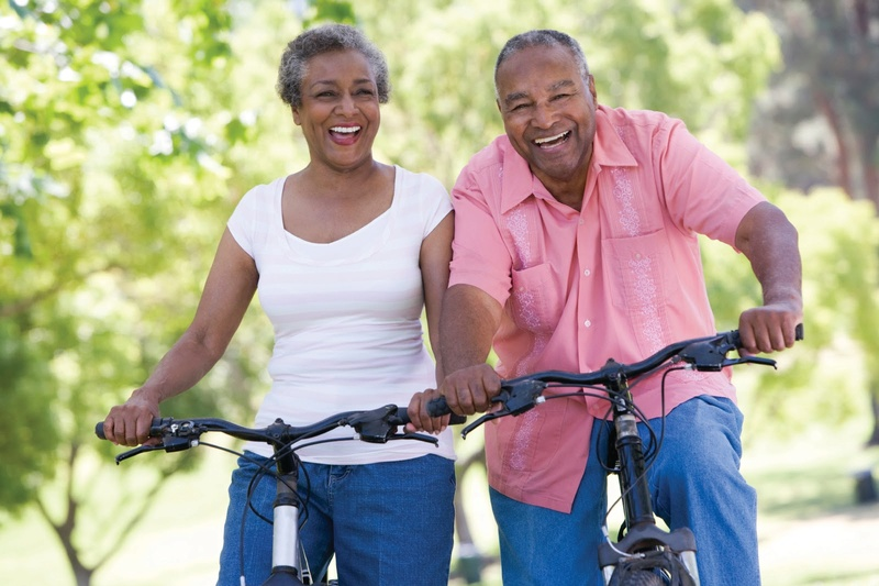 Cycling and fitness for senior citizens Older_11