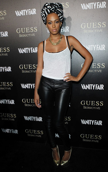 cool ways  to look  hot in leather Solang10