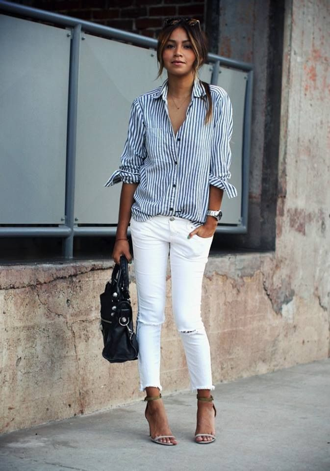 Style Guide On How To Wear Prints Mix Or Match White-10