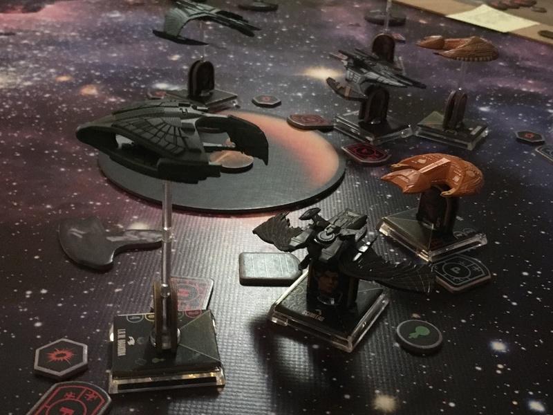 [130] Dilithiumrausch auf Lambda Coronae Borealis, Romulaner vs. Dominion vs. Ferengi Img_5318