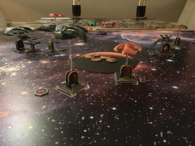 [130] Dilithiumrausch auf Lambda Coronae Borealis, Romulaner vs. Dominion vs. Ferengi Img_5326