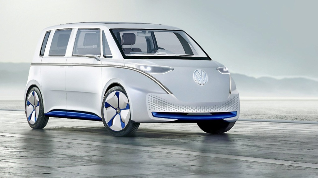 2017 - [Volkswagen] Electric VW Microbus concept Img_3611