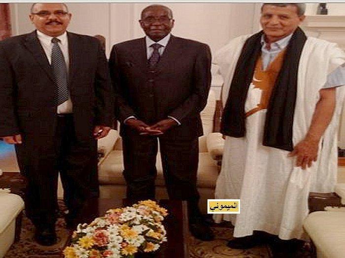 Zimbabwé desavoué a Marrakech رئيس زمبابوي صاحب منجم الكوبالط يفقد بركته في مراكش 510