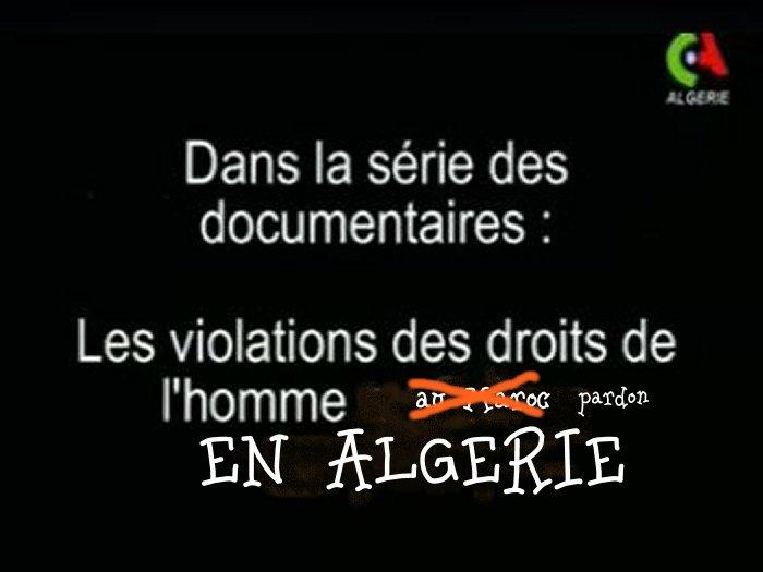 algerie - Jeunesse Algerie Bab Eloued شباب الجزائر المتحرر ينتفض Captur13