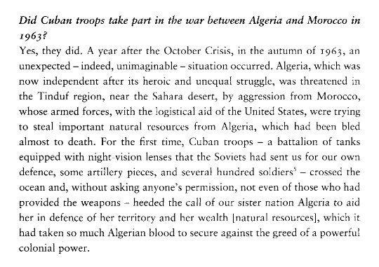 algerie - Contre le Maroc, l'Algerie s'est allié a Cuba, l'Egypte et le diable sans succès Cjso0z10