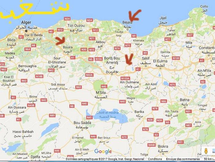 Algerie en emeute فوضي عارمة  تجتاح عدة مناطق من الجزائر Mimoun13