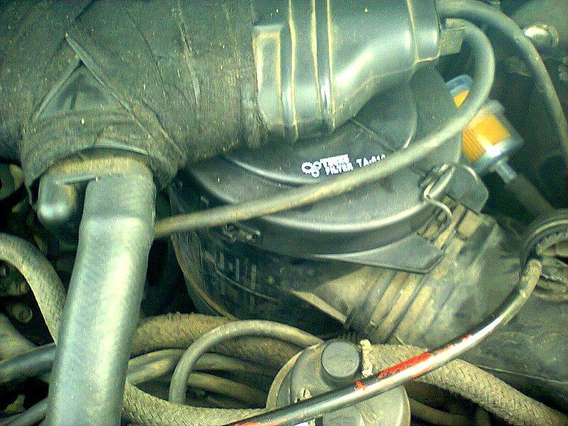 Sujet peugeot 206 bricolé avec moteur 205 Photo013