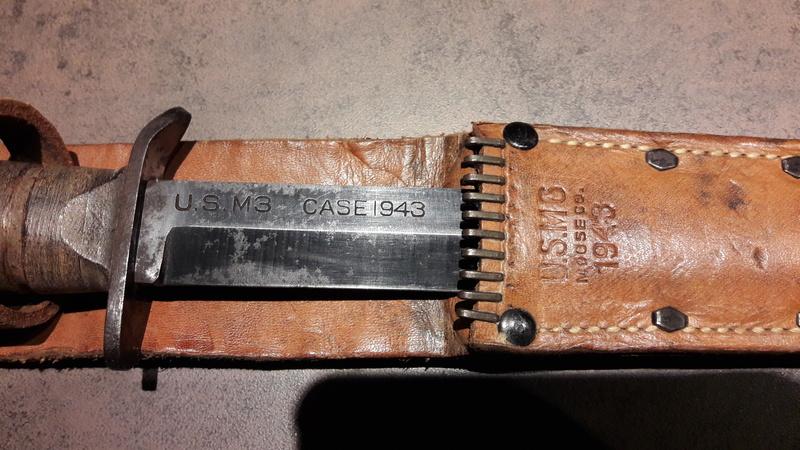 Poignards USM3 avec foureau M6 M3_cas13