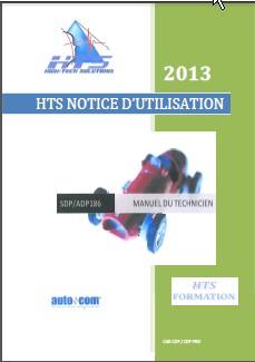 Manuel d'utilisation Autocom 2013 Notice10