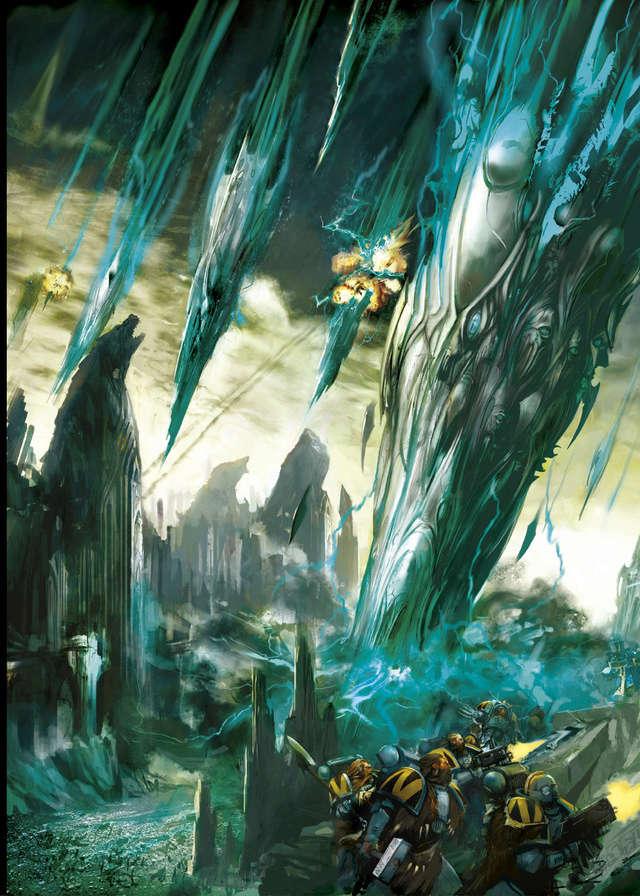 Wrath of Magnus et Silver Tower Ab150914