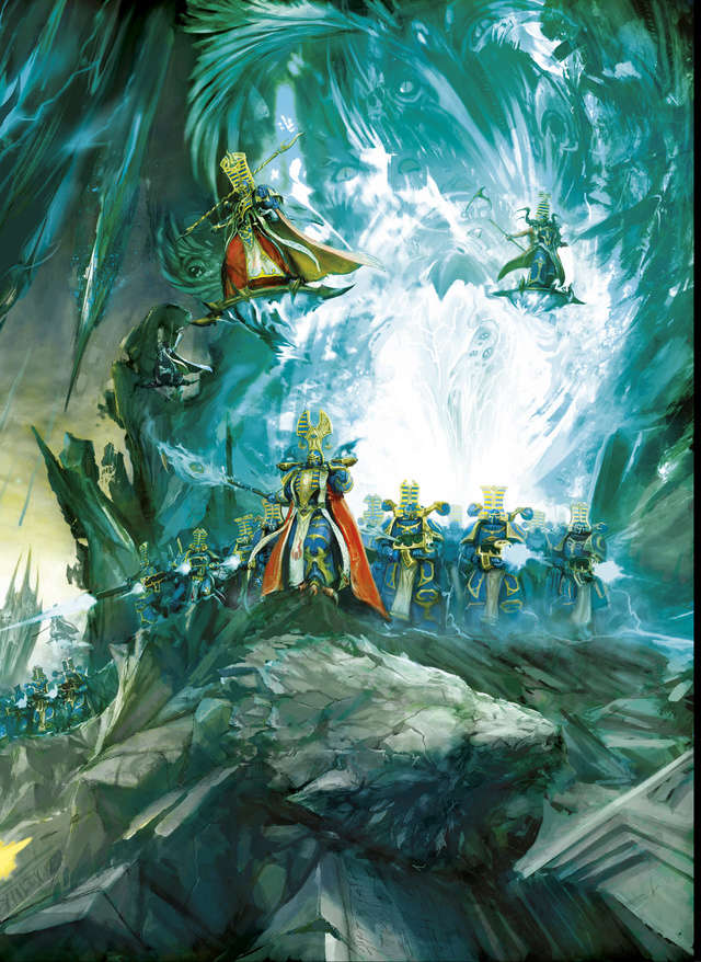 Wrath of Magnus et Silver Tower Ab150915