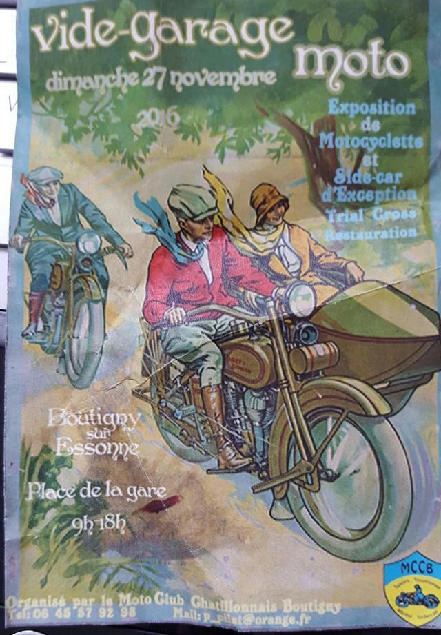27.11.16 : Vide-Garage annuel Moto Boutigny-sur-Essonne 20161343