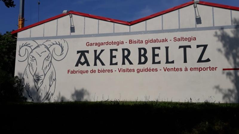Garagardotegia (Brasserie) Akerbeltz Pays Basque 20190717