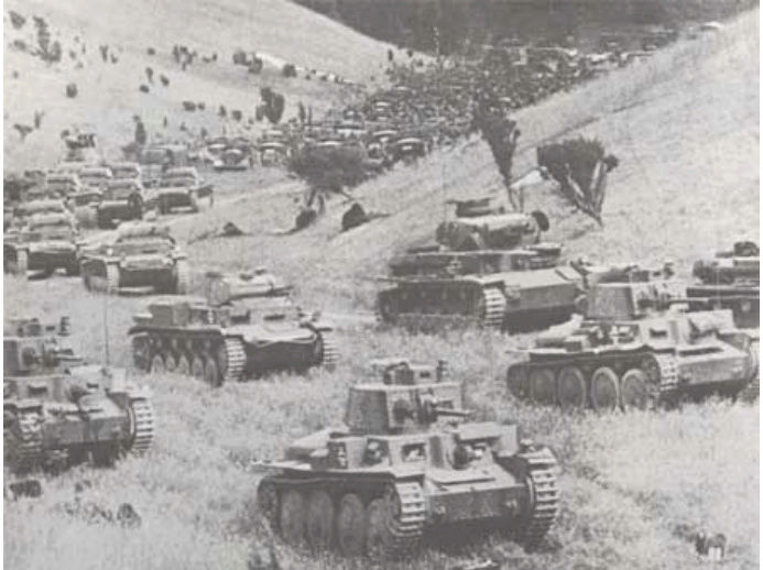 Les Chasseurs en mai-juin 1940. 10_511