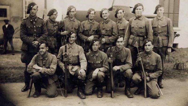 Les Chasseurs en mai-juin 1940. 10_5b11