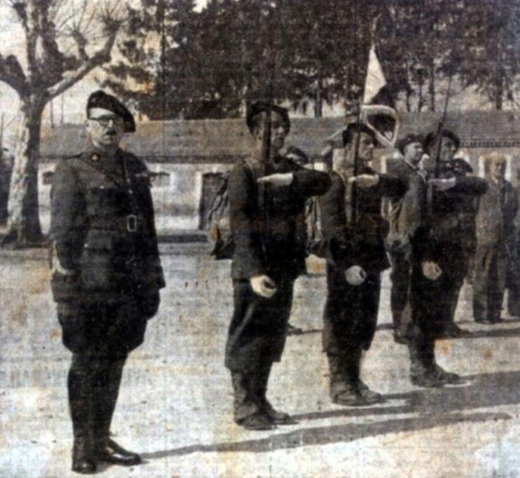Les Chasseurs en mai-juin 1940. 13fan10