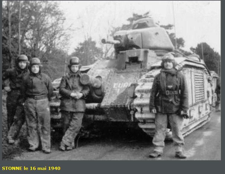 Les Chasseurs en mai-juin 1940. 16_512