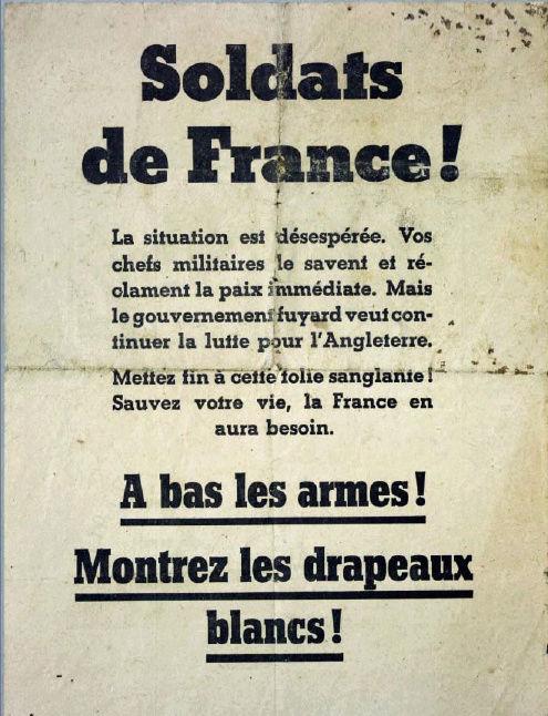 Les Chasseurs en mai-juin 1940. 17_6_110