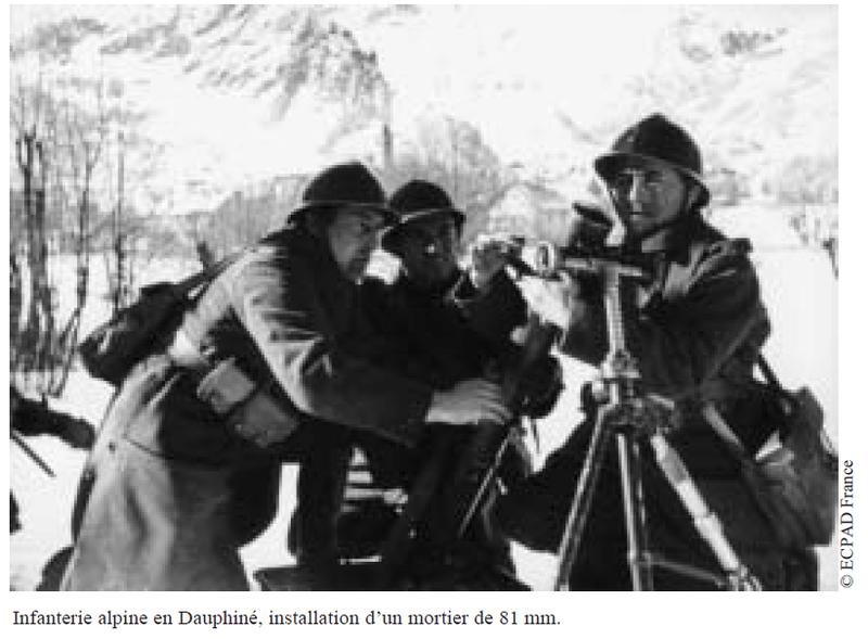 Les Chasseurs en mai-juin 1940. 20_610