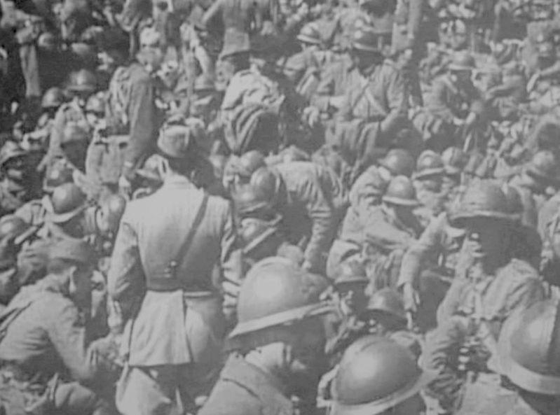 Les Chasseurs en mai-juin 1940. 26_511