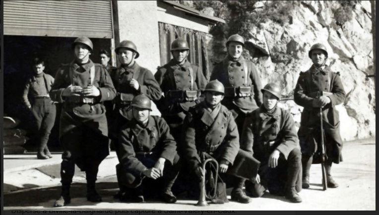 Les Chasseurs en mai-juin 1940. 4910