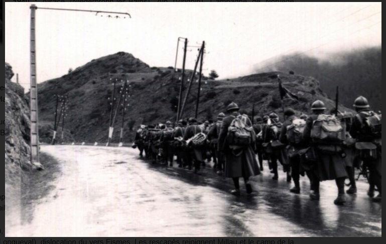 Les Chasseurs en mai-juin 1940. 5310
