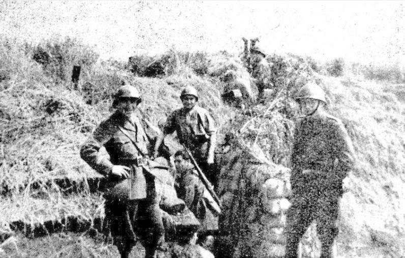 Les Chasseurs en mai-juin 1940. 5_610