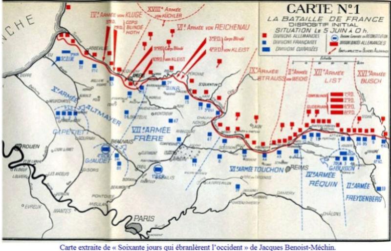 Les Chasseurs en mai-juin 1940. 6_610
