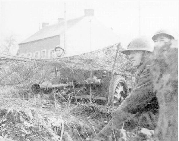 Les Chasseurs en mai-juin 1940. Titre11