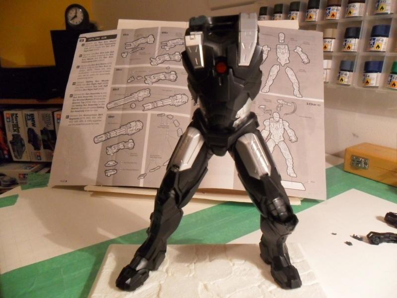 Moebius Iron Man War Machine Sam_2818