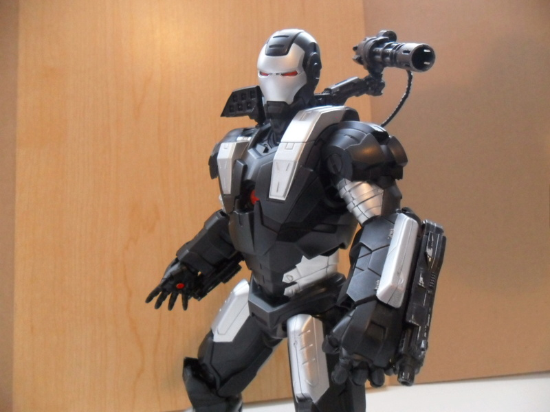 Moebius Iron Man War Machine Sam_2824