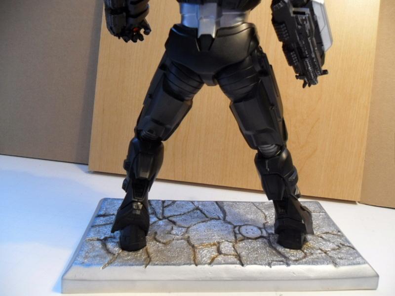 Moebius Iron Man War Machine Sam_2826