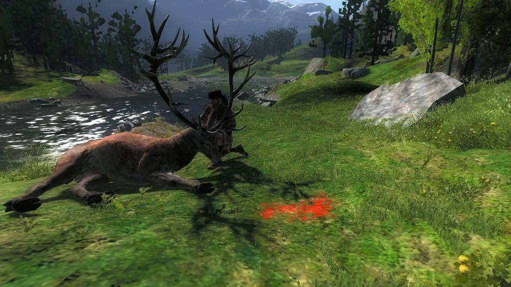 A caccia con karonte Cervo_11