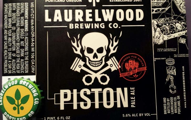 Laurelwood d'Oregon et sa PISTON Laurel10