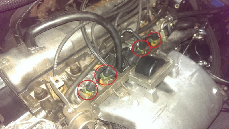 Câblage sur moteur XU9J2  Cable10