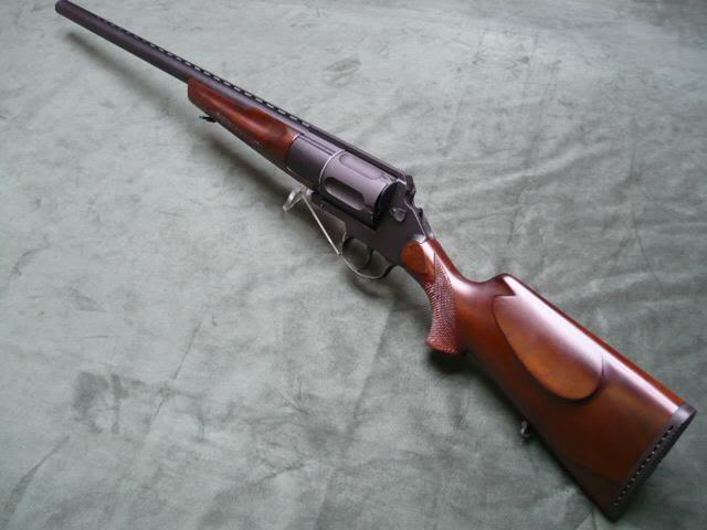 Fusil à barillet inconnu.  Mt25510
