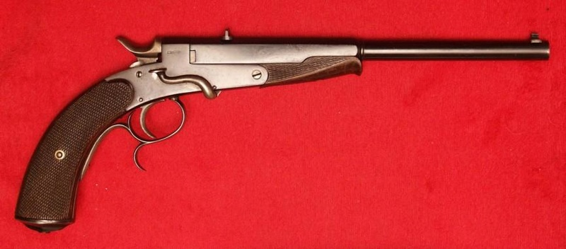 "Carabine ""LEBEL Scolaire"" - Page 2 Pistol10"