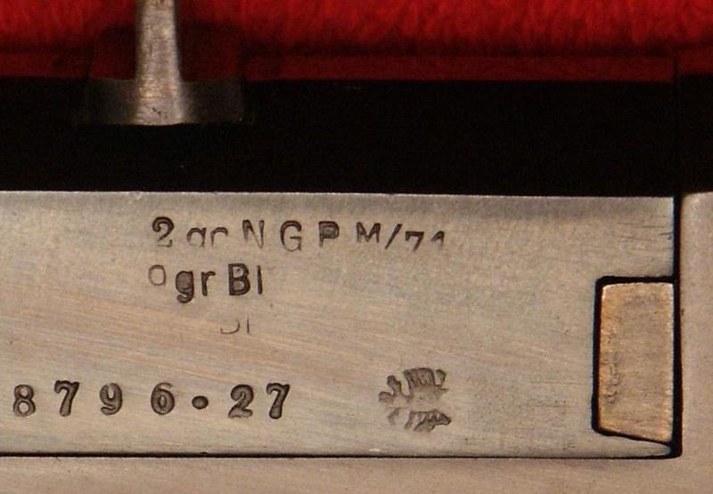 "Carabine ""LEBEL Scolaire"" - Page 2 Pistol12"