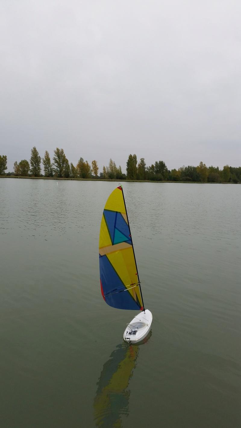 Les voiliers de Toulouse VRC, présentation. 20161111