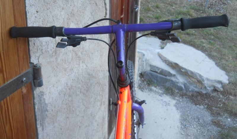 VTT MARIN PALISADES TRAIL 1990-91 orange fluo Dscn8926